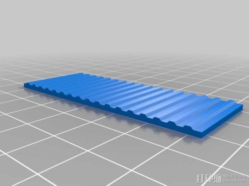 集装箱 3D模型  图2