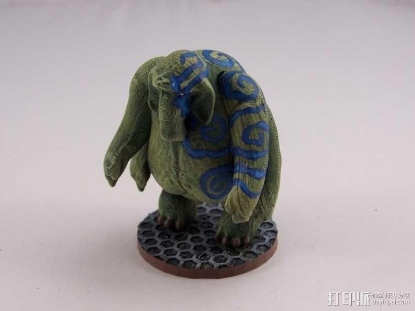 大象战士 3D模型  图6