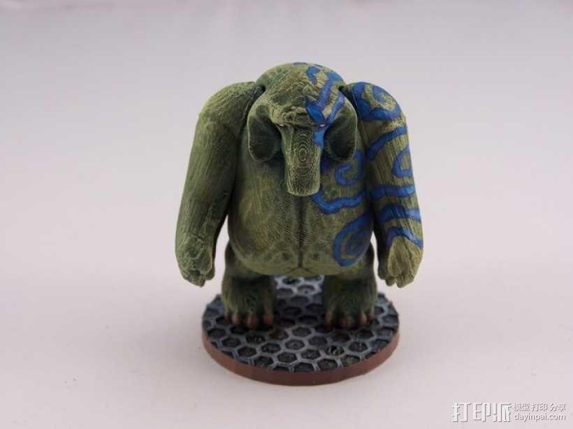 大象战士 3D模型  图7