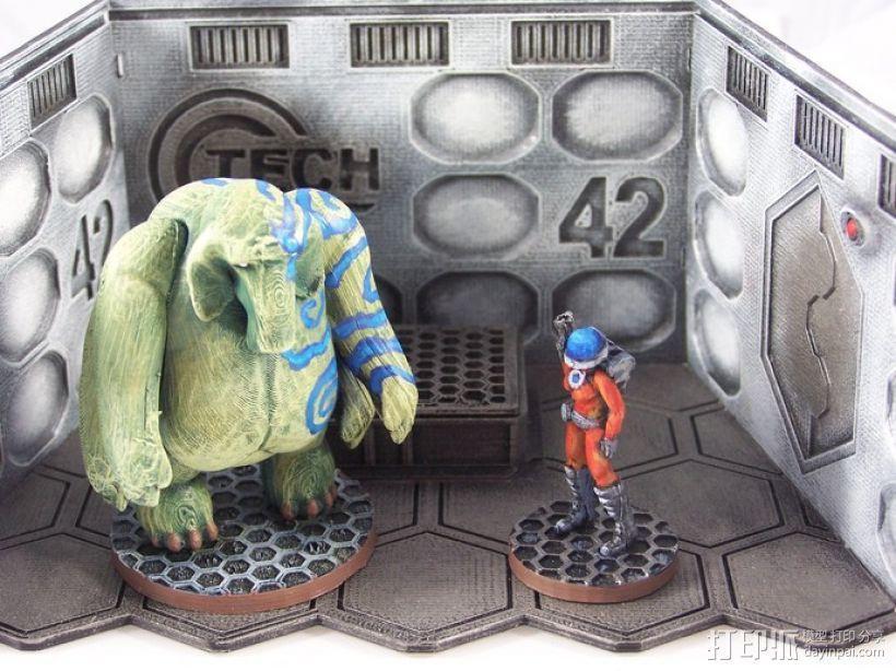 大象战士 3D模型  图10