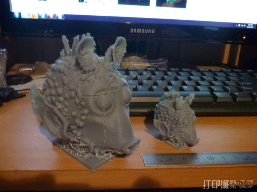 Greedo星球大战造型 3D模型  图4