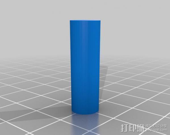 摇杆发动机 3D模型  图2