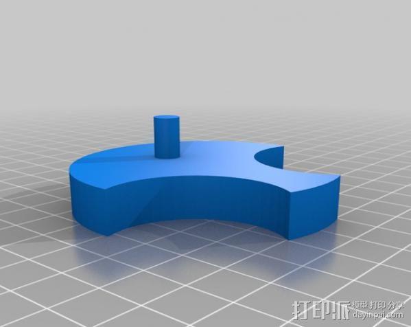 摇杆发动机 3D模型  图6