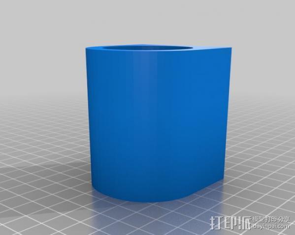 摇杆发动机 3D模型  图5