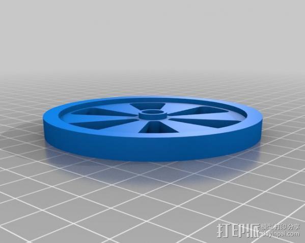 摇杆发动机 3D模型  图7