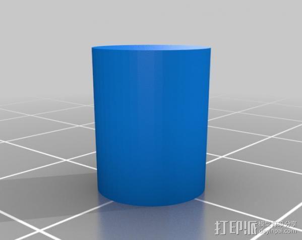 摇杆发动机 3D模型  图10