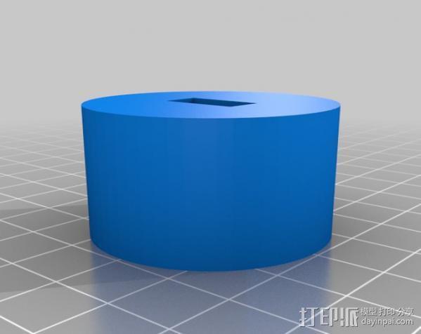 摇杆发动机 3D模型  图8