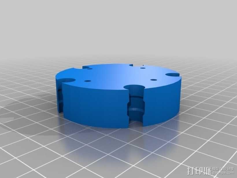 动物触手 3D模型  图3