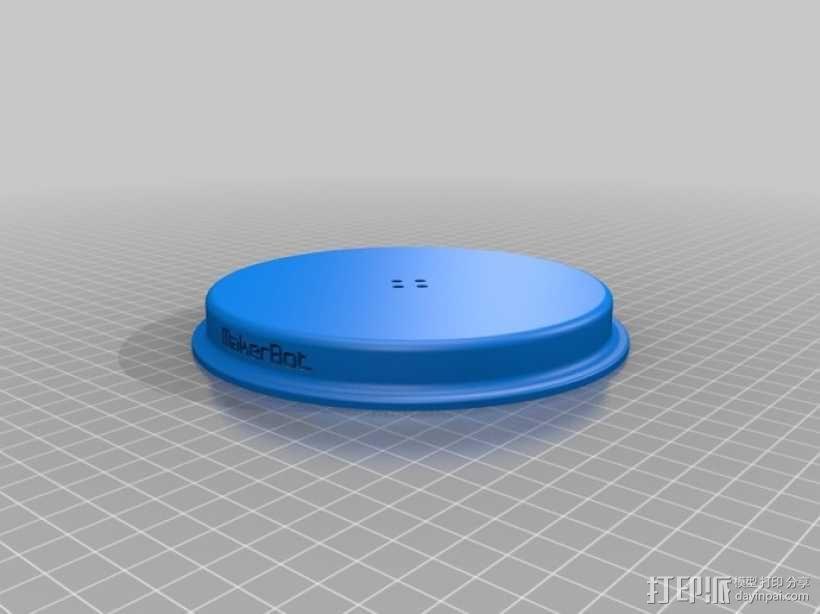 BONZA 未来式运输机 3D模型  图9