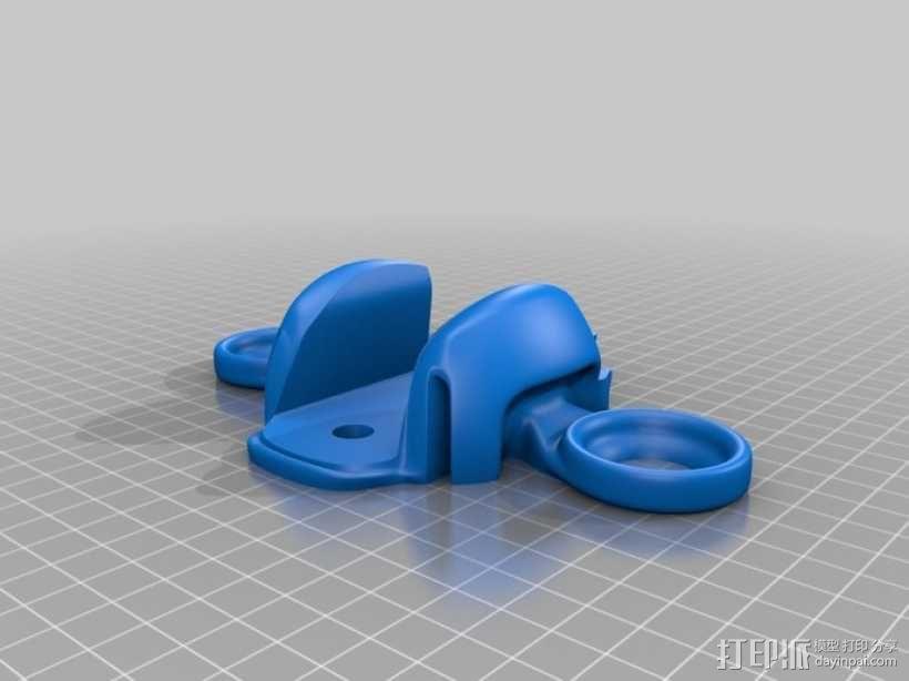 BONZA 未来式运输机 3D模型  图10