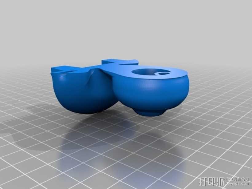 BONZA 未来式运输机 3D模型  图11