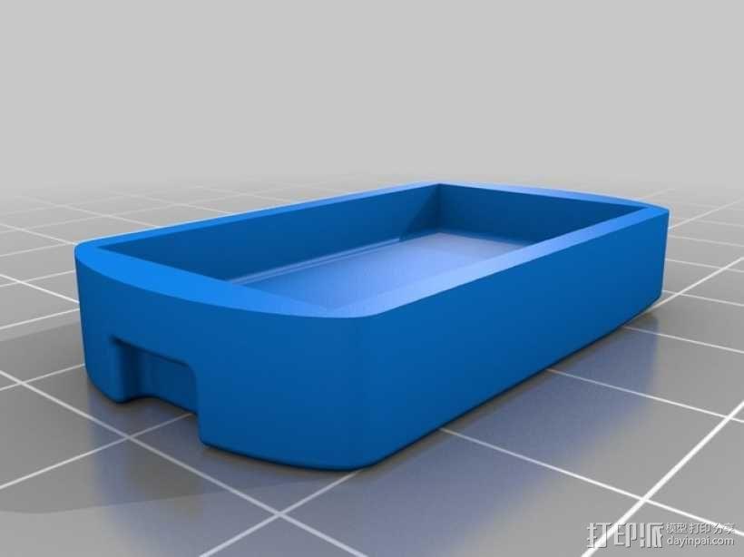 BONZA 未来式运输机 3D模型  图15