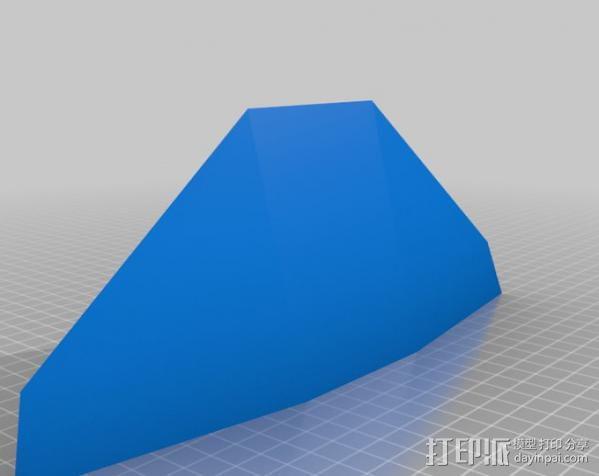 Cobra MKIII太空飞船 3D模型  图2