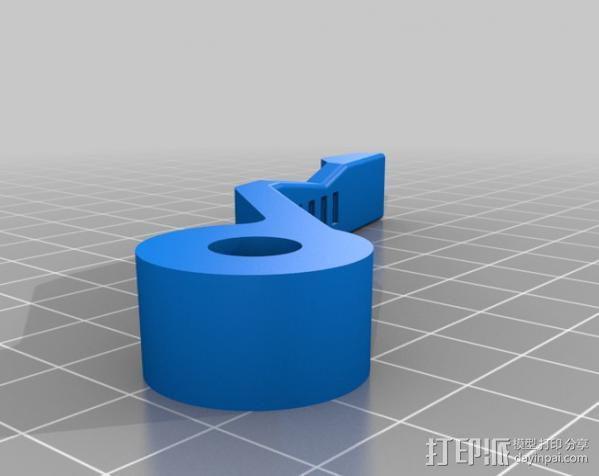 机械鸟 3D模型  图6