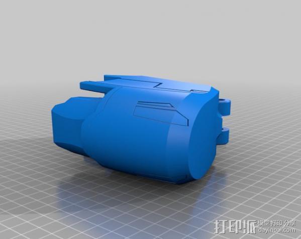 机械鸟 3D模型  图8
