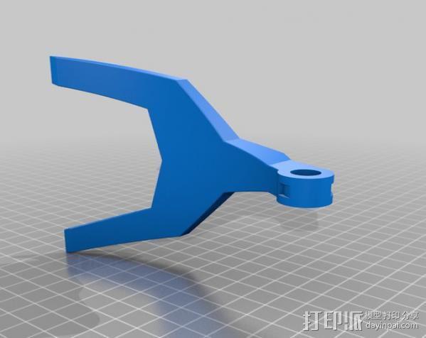 机械鸟 3D模型  图7