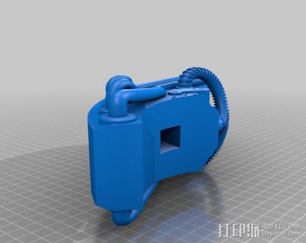 机械鸟 3D模型  图10