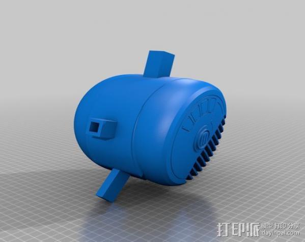 机械鸟 3D模型  图11