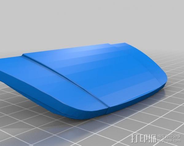 过山车车厢 3D模型  图5