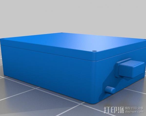 过山车车厢 3D模型  图4