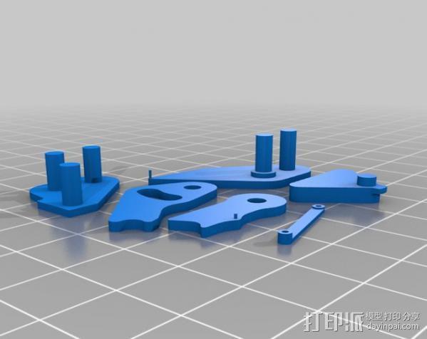 过山车车厢 3D模型  图7