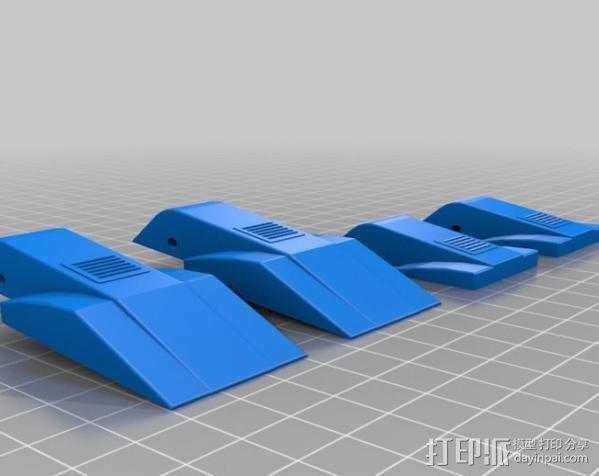 过山车车厢 3D模型  图10