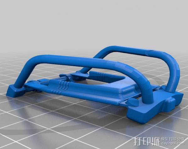 过山车车厢 3D模型  图9