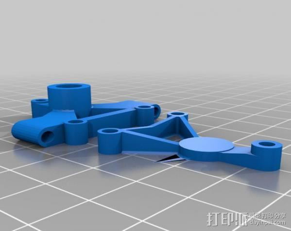 过山车车厢 3D模型  图15