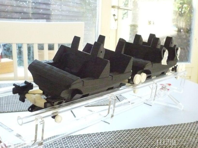 过山车车厢 3D模型  图18