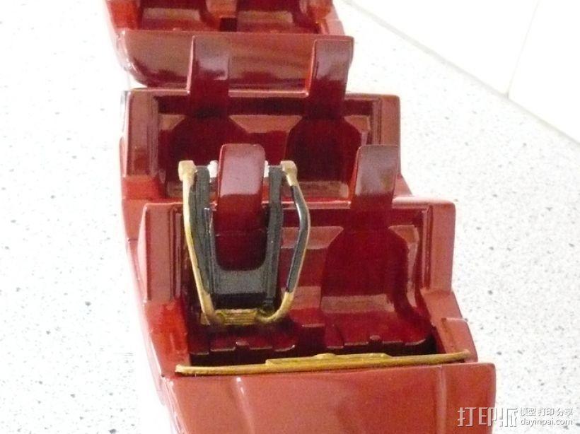 过山车车厢 3D模型  图19
