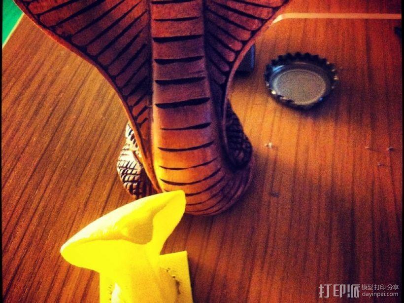 眼镜蛇 3D模型  图2