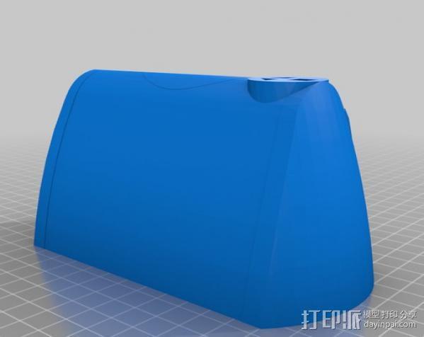 传送塔 游戏造型 3D模型  图6