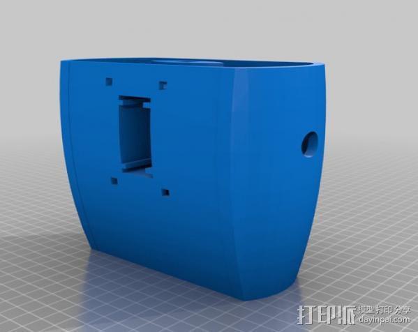 传送塔 游戏造型 3D模型  图7