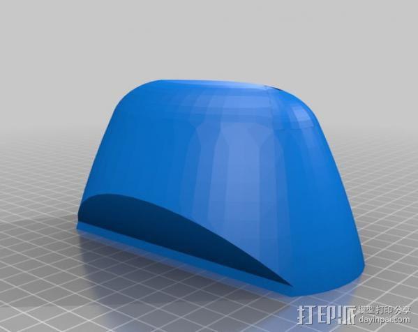 传送塔 游戏造型 3D模型  图8
