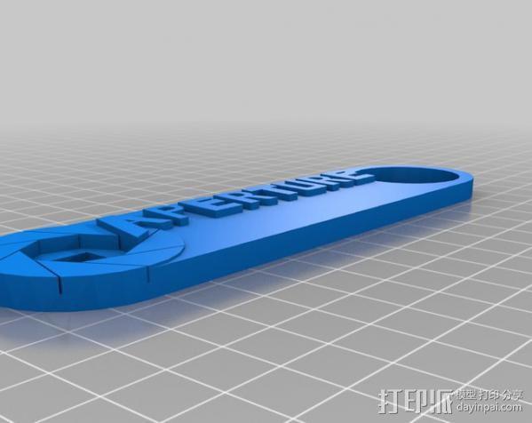 传送塔 游戏造型 3D模型  图9