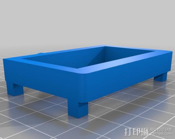 传送塔 游戏造型 3D模型  图12