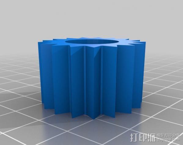 传送塔 游戏造型 3D模型  图13