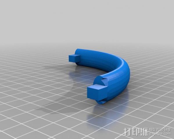 传送塔 游戏造型 3D模型  图18