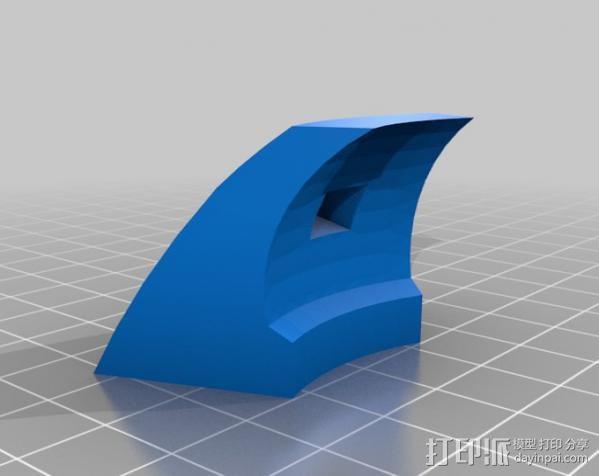 传送塔 游戏造型 3D模型  图24