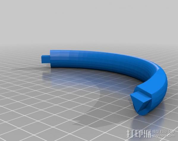 传送塔 游戏造型 3D模型  图25