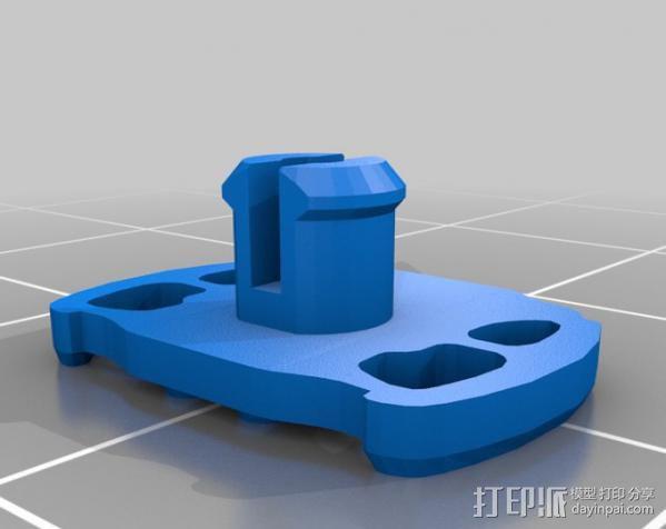 三角翼赛车 3D模型  图12