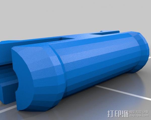 三角翼赛车 3D模型  图13