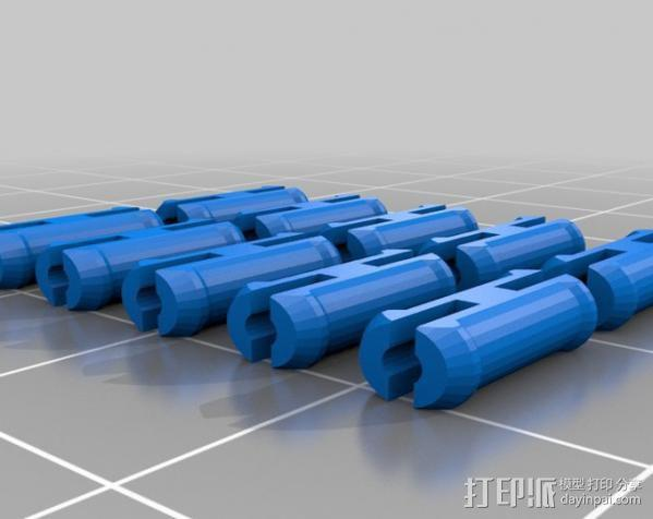 三角翼赛车 3D模型  图14