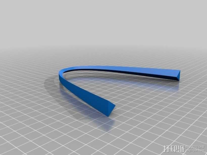圣路易斯拱门 3D模型  图3