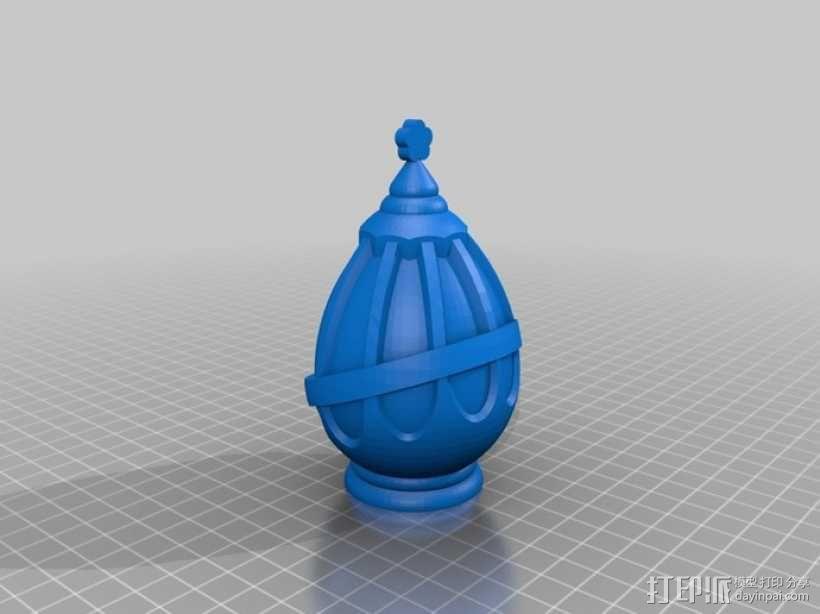 灵魂宝石 3D模型  图1