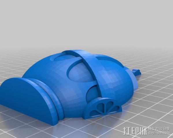 灵魂宝石 3D模型  图2