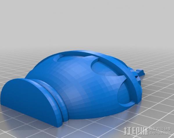 灵魂宝石 3D模型  图3