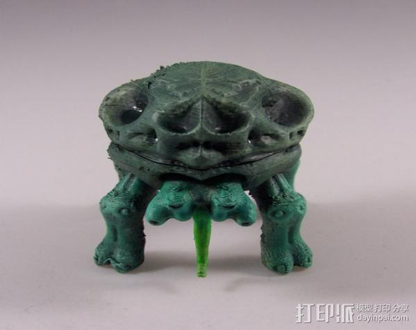 地幔蟹Porter 3D模型  图6