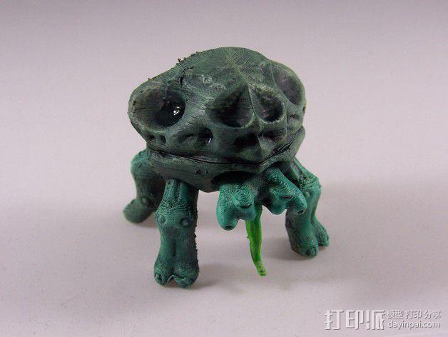 地幔蟹Porter 3D模型  图3