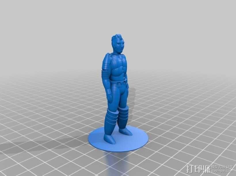 机器人Solver 3D模型  图1